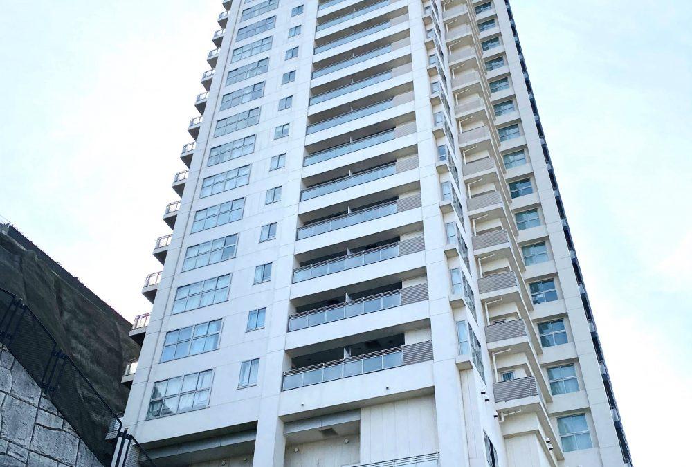 災害時に備えるために、横須賀のマンションへEV充電器導入